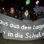 DEMONSTRATION: I ♥ BLEIBERECHT!