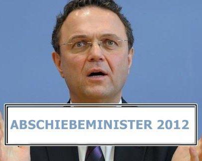 Hans-Peter Friedrich wird Abschiebeminister 2012