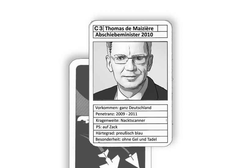 Abschiebeminister 2014 und 2010