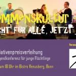 Fr, 13.06.2014 18:00 Uhr | Sigmund-Freud-Straße 25, Bonn