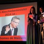 Abschiebeminister 2014