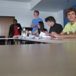Mit JOG, Pro Asyl und Bonner Jugendbewegung
