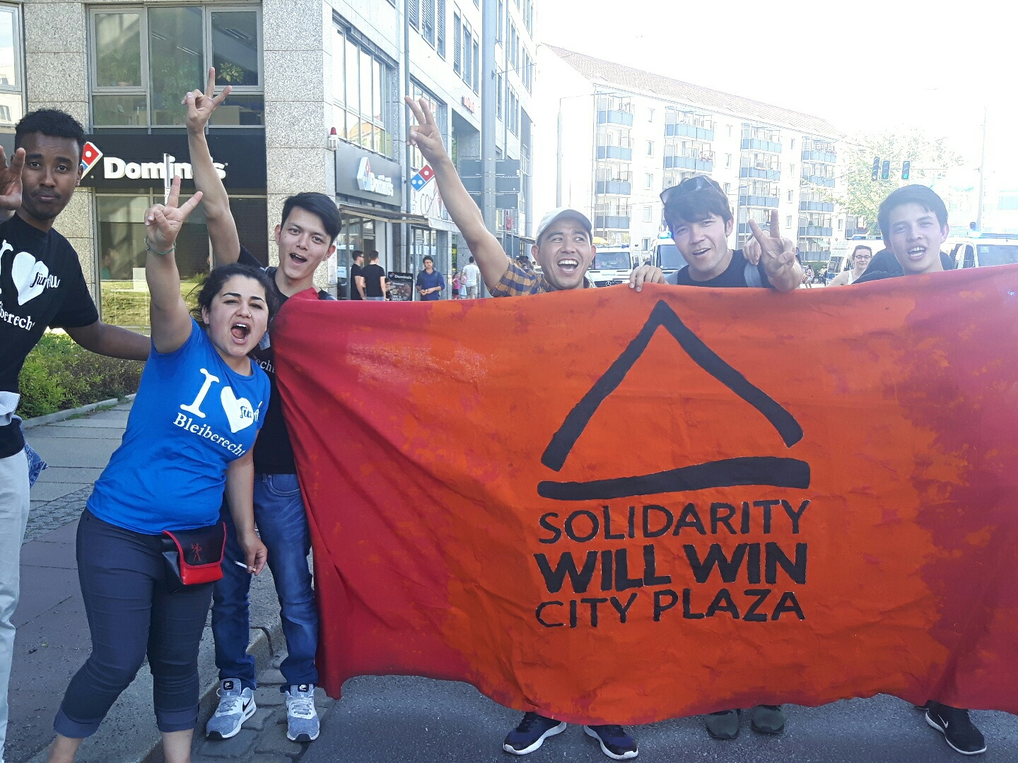 Solidarity will win!