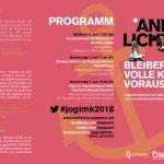 Random image: JOG Konferenz 2018 Flyer
